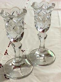 Candelieri By Waterford Crystal Roma