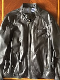 Massimo Dutti - Men's Leather Jacket
