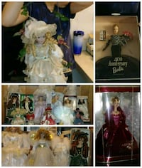 collectible dolls $25 each Kerrville, 78028