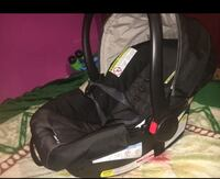 Baby's black and gray car seat carrier screenshot High Point, 27262