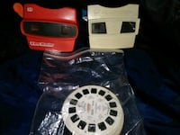 Original View-Master and view 3D with 32 slids Cleveland, 44102
