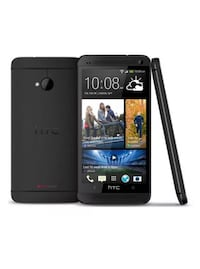 Black Or Silver HTC One M7 Google Play Ed. Gatineau, J8T 1W7