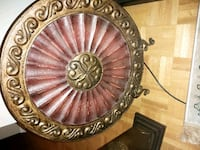 Circle plate is a stone and heavy $750 for everything  Toronto, M6A 3E1