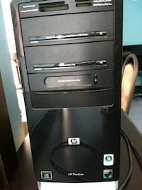 HP Windows Vista computer, HP Monitor  Brampton, L6R 3L1