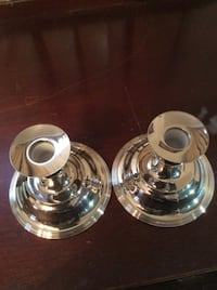 International Silver company candle holders Rockville