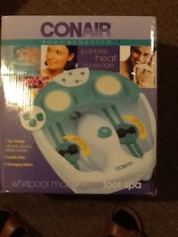 Whirlpool massaging foot spa, regular price 129  Germantown, 20874