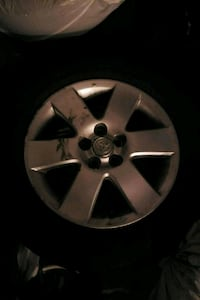 Toyota Corolla stock rims and tires  Richmond Hill, L4E 4N1
