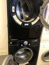 Front load Washer&dryer, in perfect condition with 4 months warranty Baltimore, 21223