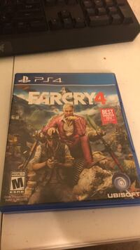 farcry 4 great condition Woodway, 76712