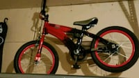 red and black BMX bike Owings Mills, 21117