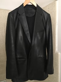 Yohj Yamamoto men's leather blazer: rare Los Angeles, 90046