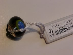 This Is A Nice Sterling Bead Charm