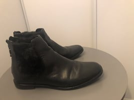 Fabianelli Made in Italy Fur-Lined Boots - Leather (For Women)