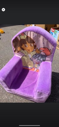 Dora Soft Foam Chair