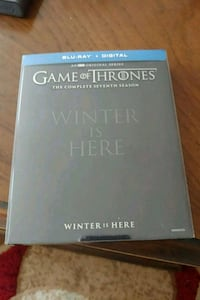 Blu-ray Game of thrones  Red Deer, T4R 1M4