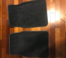 Car cloth mat-great condition