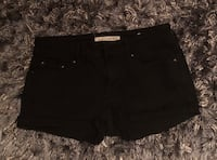 Pacsun Black Shorts size 1!  Brownsville, 78521