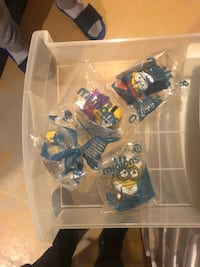 Sealed packages of minions Richmond Hill, L4C 3K8
