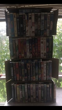 Classic Movie collection Mississauga, L5M 6J3