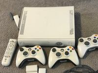 XBox360 with 3 Controllers and 53 Games Rockville, 20850