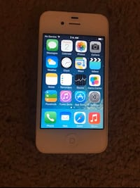 iPhone 4 AT&T 8GB White