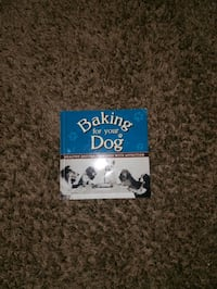 Baking for your Dog Book Morrow, 30260