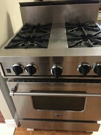 BlueStar™ Sealed Burner 30 in. Gas Range  4-burner Dollard-Des Ormeaux, H9B 2M1