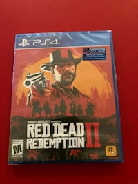 Red dead redemption 2 a vendre  820 km