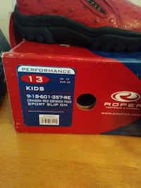 Brand new kids shoes . Barrie, L4N 6R7