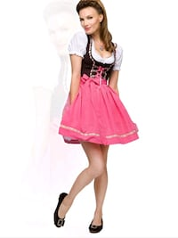 Dirndl Stockerpoint Mini in pink  Ostfildern, 73760