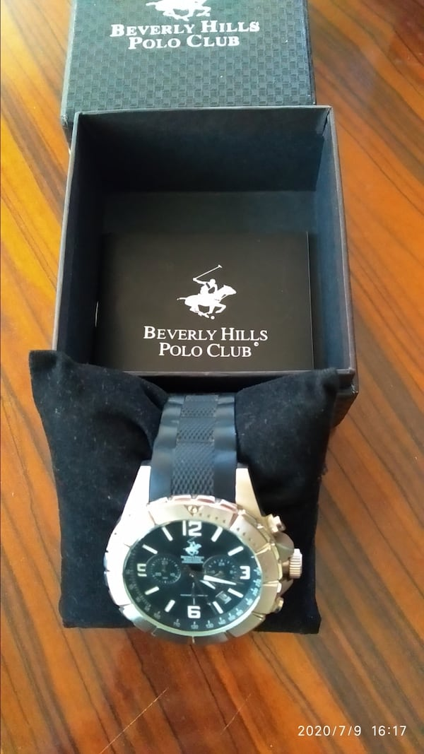 Beverly Hills polo clup BH315-01Saat 0ba02699-0403-476f-a165-0c1f3c5876ff