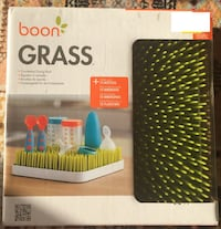 Boon grass countertop drying rack Mississauga, L5B