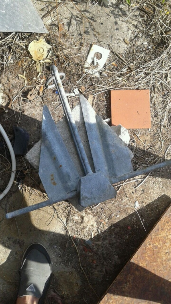 Boat Anchors For Sale >> Used Boat Anchors For Sale In Tampa Letgo