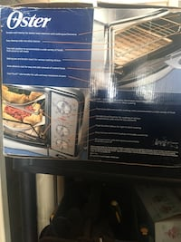 Oster toaster oven *new*