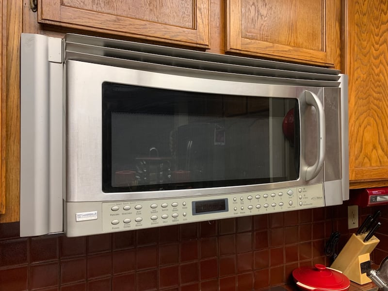 Used Kenmore Elite Ultrawave Technology