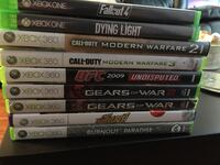 $30 for all games London, N5W 0A6