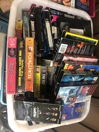 VHS and DVDs Thorold, L0S