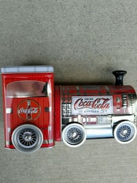 COCACOLA TRAIN  COLLECTIONS Antioch