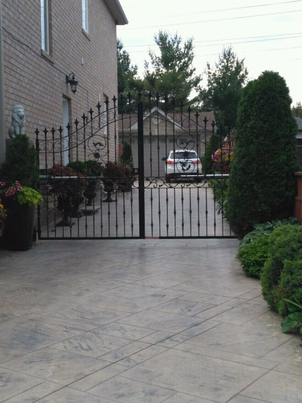 Need a gate? Call the Iron man  (Phone number hidden by letgo)  d7796ad6-8c6f-4b13-8f7f-68996ee97df5