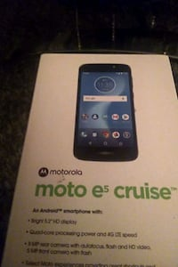 Moto e5 Cruise   cricket/att. NIB brand new never  Woodbridge, 22191