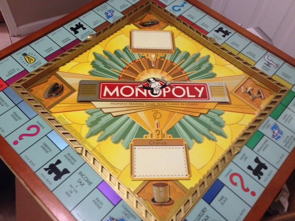 Monopoly Board Game 70th Anniversary
