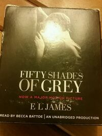 Fifty shades of grey  audio