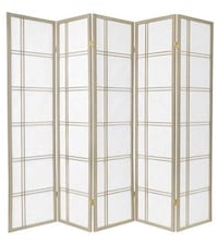 Oriental Furniture 6-Feet Shoji Folding Privacy Screen Room Divider London, N6E 1G2