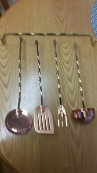 COPPER KITCHEN UTENSIL SET Ottawa