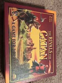 2 player Catan card game Kitchener, N2R
