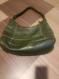 Olive Oh-My Over shoulder bag