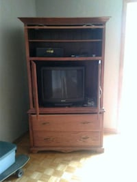 TV stand with drawers and cabinets  Laval, H7X