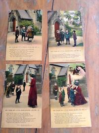 Antique post cards series Toronto, M1P 4V9
