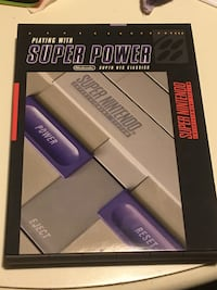 SNES playing with power book Merrimac, 01860