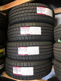 New Tire 255/70R16 Americus Touring Set Of 4 Tires Free install With Warranty San Jose